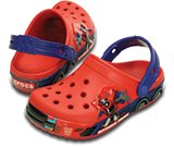 Kids' Crocband™ Transformers™ Optimus Prime™ Clog