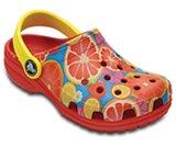 classic fruit clog kids