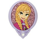 Frozen™ Anna Badge