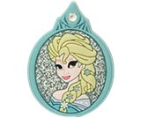 Frozen™ Elsa Badge