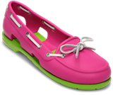 Una rese&ntilde;a de producto de  Women&rsquo;s Beach Line Boat Shoe
