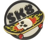 A product thumbnail of  GITD Flaming Skull SK8