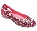 Women's Crocs Laura Graphic Flats