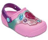 Kids' Crocs Fun Lab Lights Clogs