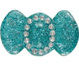 A product thumbnail of  Glitter Bow - Aqua