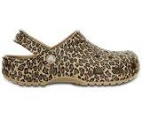 Crocs - Women's Classic Leopard Print Clog - $16.99