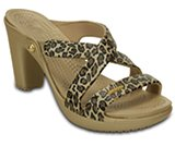 Women's Cyprus IV Leopard Heel