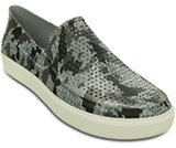 citilane röka camo slip-on