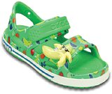Kids' Crocband™ II Banana LED Sandal