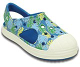 Kids' Crocs Bump It Tropical Sandal