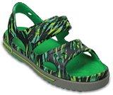crocband 2.0 graphic sandal kids