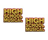 A product thumbnail of  High School Musical Logo2Pk