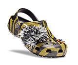 Christopher Kane x Crocs Honey Tiger Clogs
