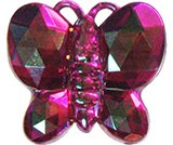 A product thumbnail of  Iridescent Butterfly - Fuchsia