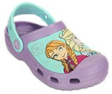 "The Creative Crocs Frozen™ Clog, <!-- <font color=""red"">Not seeing your size? Try our partner</font> stride rite <font color=""red"">or</font> <br> click here to sign up<font color=""red""> for an email alert when we are <br>back in stock. </font> --> by Crocs"