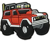 Jibbitz Off Road Truck