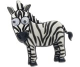 A product thumbnail of  Jungle Zebra