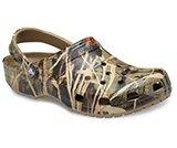 Le Classique Realtree® V2, Confortable Sabots de style camouflage par Crocs