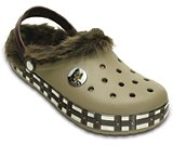 Crocband™ Star Wars™ Chewbacca™ Fuzz Lined Clog