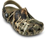 The Realtree® Kids' Classic, Realtree® Camouflage Clog by Crocs