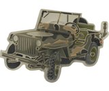 A product thumbnail of  LED Military Jeep