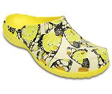 Women's Crocs Freesail Butterfly Clog