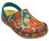 crocband fruit clog