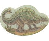 A product thumbnail of  Lenticular Ankylosaurus
