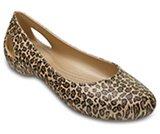 Women's Crocs Laura Graphic Flats
