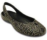 Women's Olivia II Leopard Print Flat