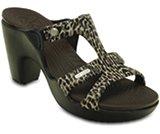 cyprus 5.0 leopard print heel w