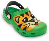 A product thumbnail of  Creative Crocs Tiger Clog Boys