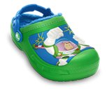 Una rese&ntilde;a de producto de  Kids&rsquo; Toy Story&trade; Lined Clog
