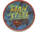A product thumbnail of  Man of Steel Lenticular
