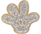 A product thumbnail of  Mickey Metal Hand Glitter