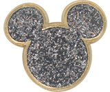 A product thumbnail of  Mickey Metal Head Glitter