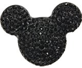 A product thumbnail of  Mickey Rhinestone - Black