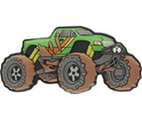 En miniatyrbild av Muddy Monster Truck