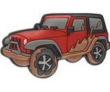En miniatyrbild av Muddy Off-Road Vehicle