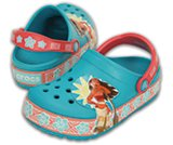 Kids' CrocsLights Disney Moana™ Clog