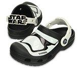 Sabots Stormtrooper™ Creative Crocs pour enfants
