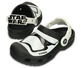 creative clog Stormtrooper clog kids