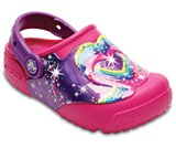 Kids' Crocs Fun Lab Lights Clog