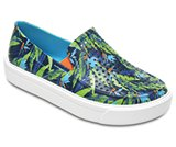 Kids' CitiLane Roka Graphic Slip-On