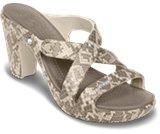 cyprus 4.0 snake pattern heel w