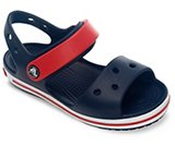 Una rese&ntilde;a de producto de  Crocs&trade; Crocband&trade; Sandal Kids