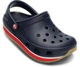 A product thumbnail of  Kids&rsquo; Crocs Retro Clog