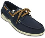 Men's Beach Line Lace-up Boat Shoe