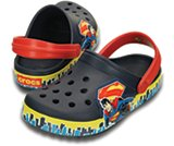 Kids' Crocband™ Superman™ Clog