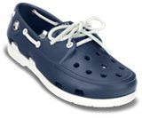 Una rese&ntilde;a de producto de  Kids' Beach Line Boat Shoe (Juniors')